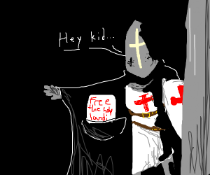 psst hey kid... wanna liberate the holy land?