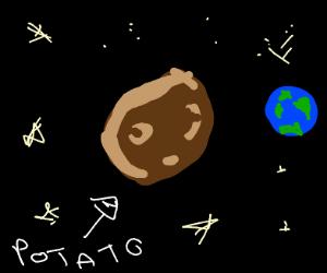 Space potato