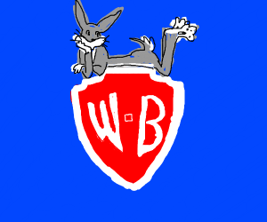 WB Logo with Bugs Bunny