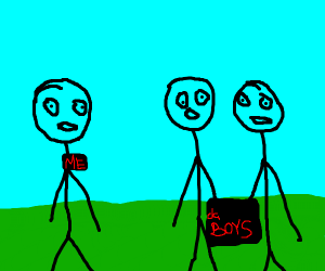 Me and the boys (derpy)