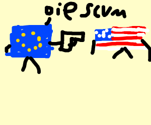 EU want to !MURDER! America
