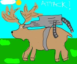 Battle Moose