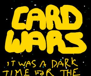 card wars