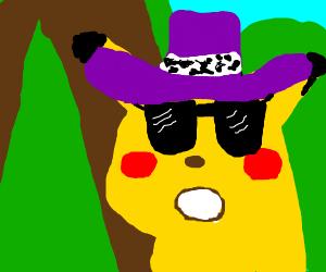 Pimp pikachu