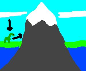Prehistoric Mountain