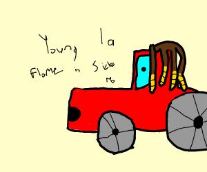 Tractor Scott