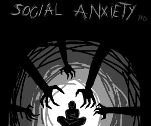 Social Anxiety P.I.O