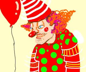 Old School Clown