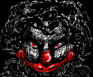 Blackface Clown