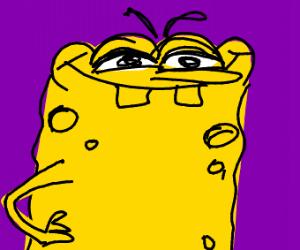 You like Krabby Patties, don't you Squidward?