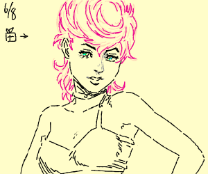 Today is Trish Una's birthday
