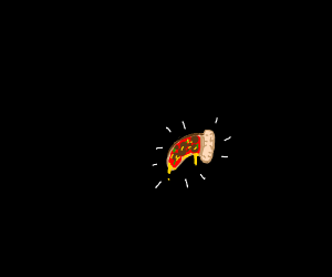Pizza in the abyss