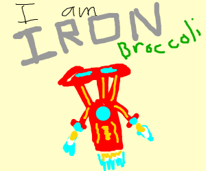 Iron Broccoli