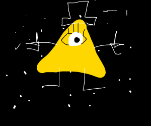 Bill cipher is a planet