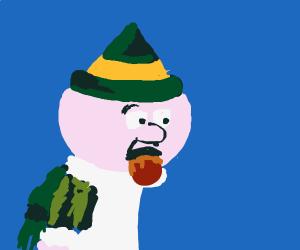 why weren't you at elf practice