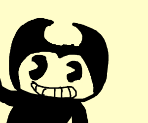 Bendy from bendy and the ink machine