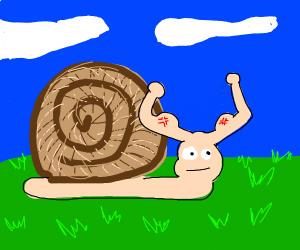 Muscular Snail