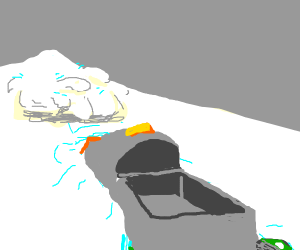 Ambulance vs Plow
