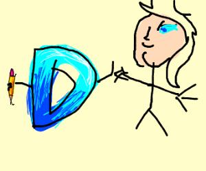 Drawception has a boyfriend