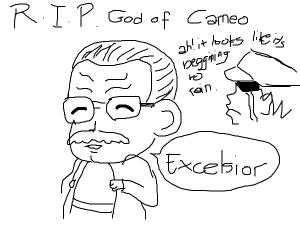 Stan Lee (RIP)
