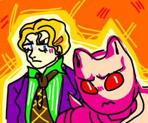 Kira and Killer Queen