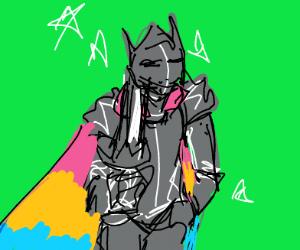a Pride knight