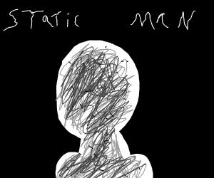 Static head guy