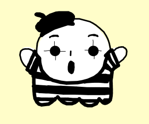 Ghost Mime