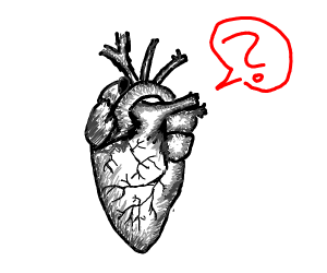 a confused heart