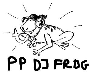 Pee pee frog