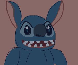 stitch (from lilo and stitch)