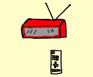Brick tv