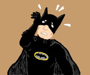 dramatic batman