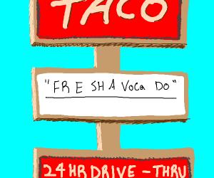 FR E SH A VOCA DO