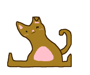 a cute cat !!