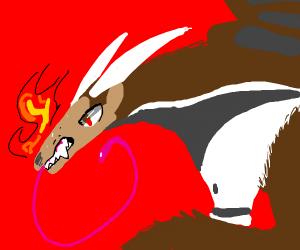 Dragon Anteater