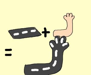Road Arm