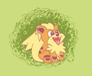 Growltline (Pokemon)