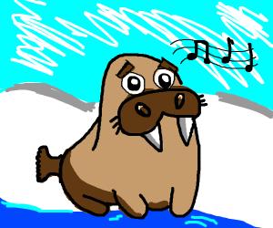 Walrus humming