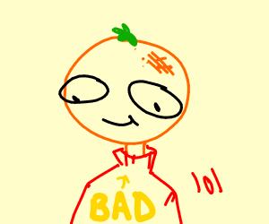 orange man bad lol