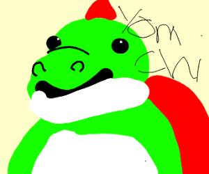 yoshi doodle