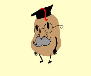 Potato professor