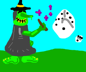 Dice Witch
