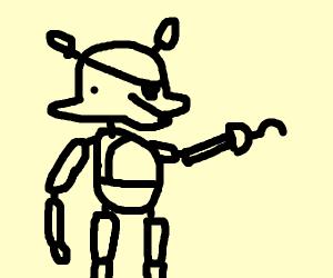 Foxy from fnaf