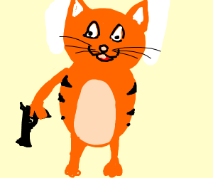 Murder Garfield