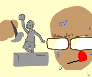 Basketball Sculptor