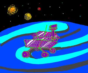 Purple Rover