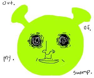 Scary Shrek