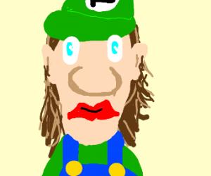 Luigi's long lost sister