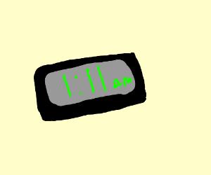 1:11 o'clock